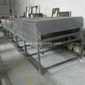 IR far-infrared Tunnel Dryer