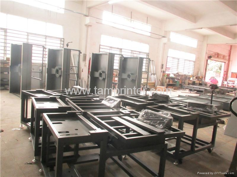 Sheet Infrared Tunnel Oven