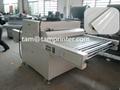 Decorative Plates UV Glazing Machine
