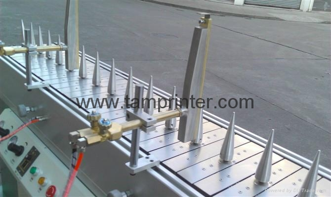Air-Gas burner machine