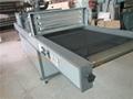 Conveyor uv led curing machine