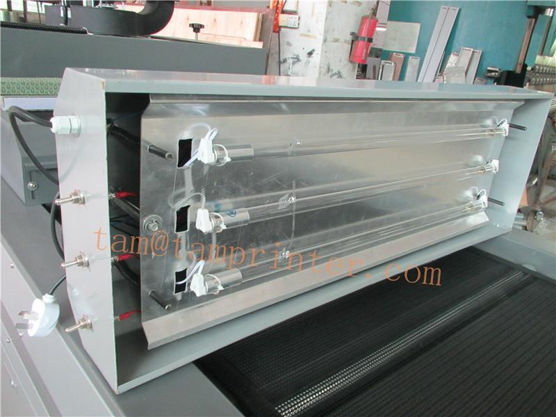 portable uv curing oven