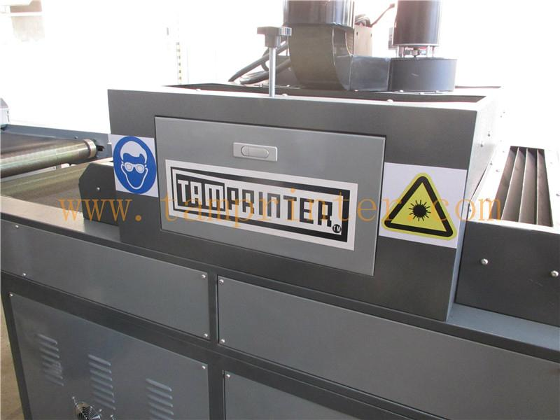 paper uv coating machine