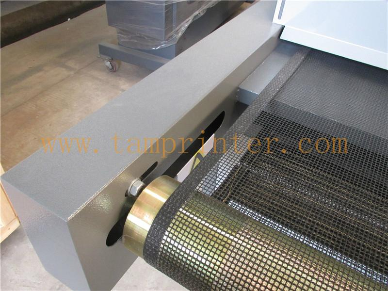spot uv printing machine
