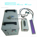 MDF PLATE MINI LED UV dryer