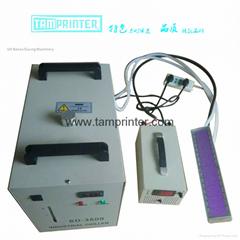 MDF PLATE MINI LED UV dryer