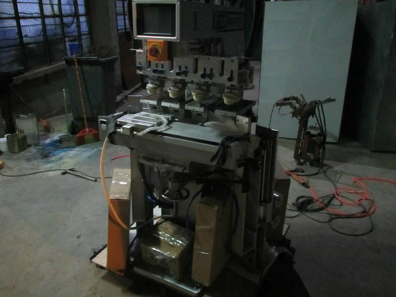 8 color printer machine