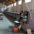 TAM-IR6000 26kw White quartz heating tube IR Heated Drying Tunnel oven 7