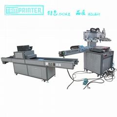 screen printing line