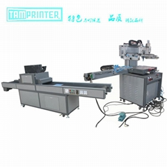 Fully Automatic Membrane Switch Screen Printing line