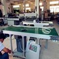 TAM- Z4 Plastic thin sheet clean room screen printing equipment 6