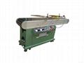 PP.PE plastic sheet flat flame processor  7
