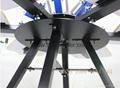 4 Color 4 Station Manual T Shirt Screen Printing Machine 8