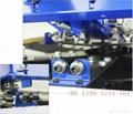 4 Color 4 Station Manual T Shirt Screen Printing Machine 11