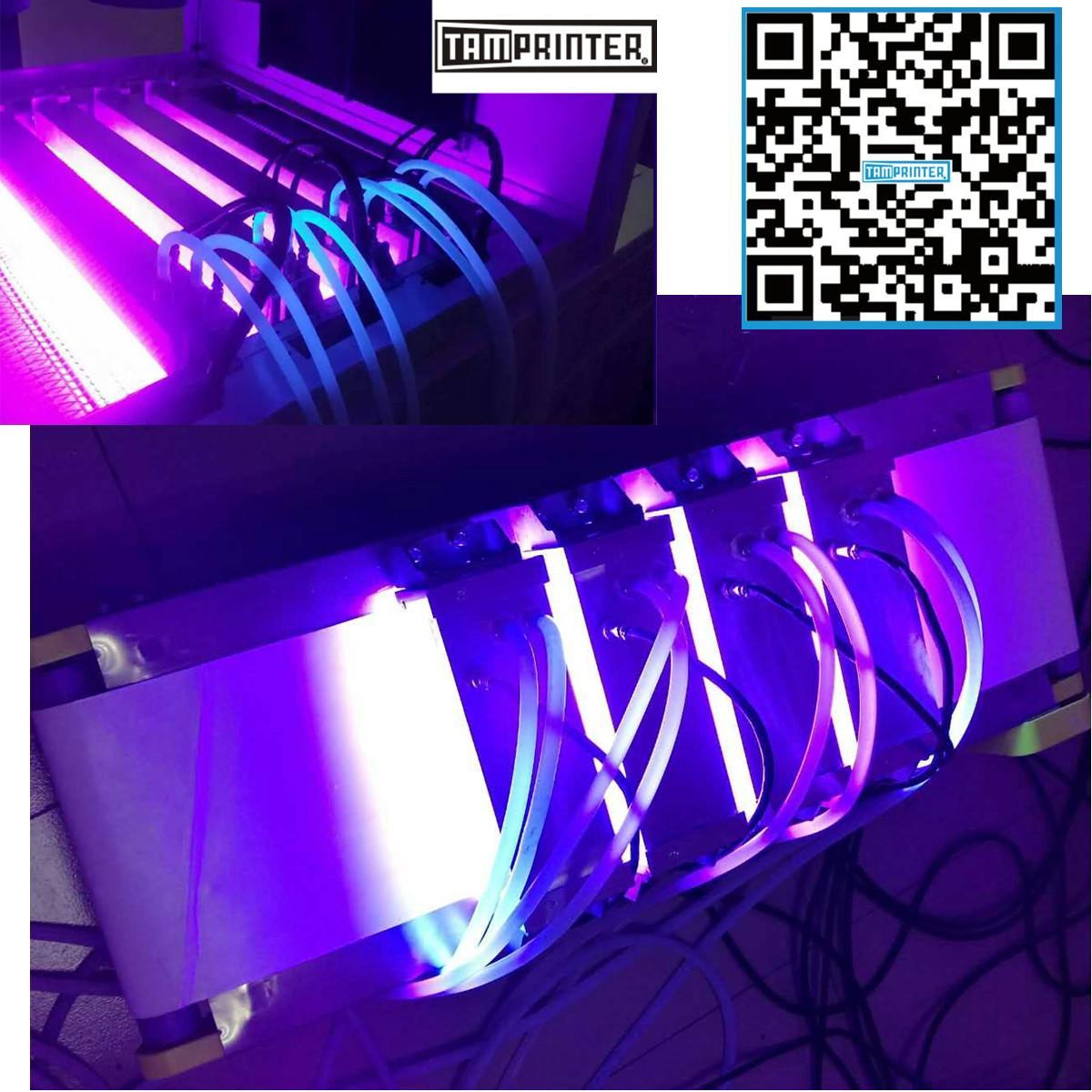 UV-LED bridge curing machine 4
