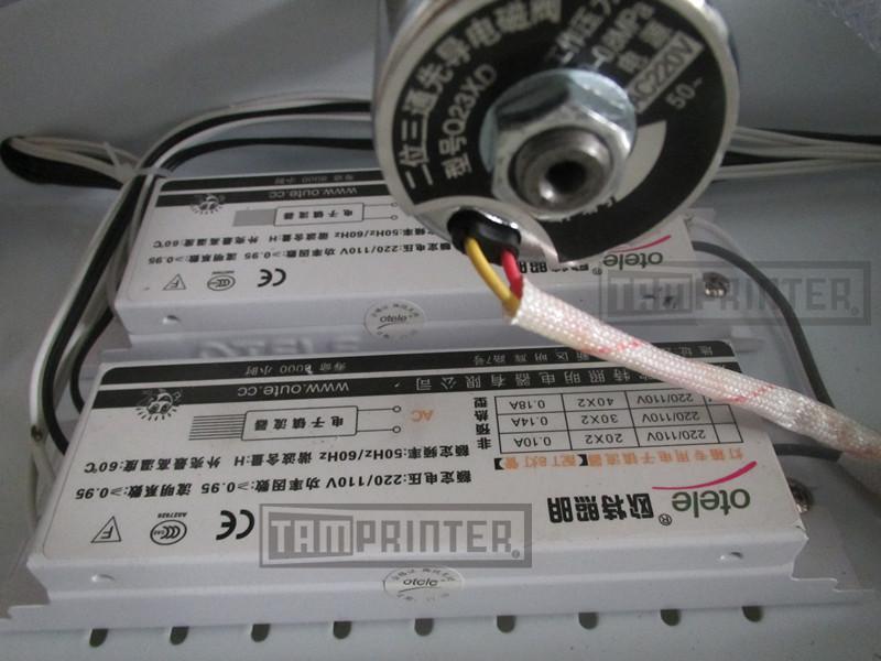 LED vacuum exposure machine  7