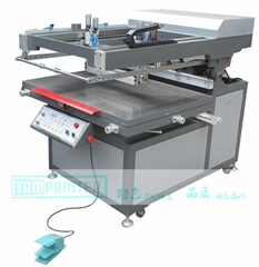 2-4 Clamshell Screen Printing Machine
