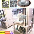 servo precision Vertical screen printing machine 6
