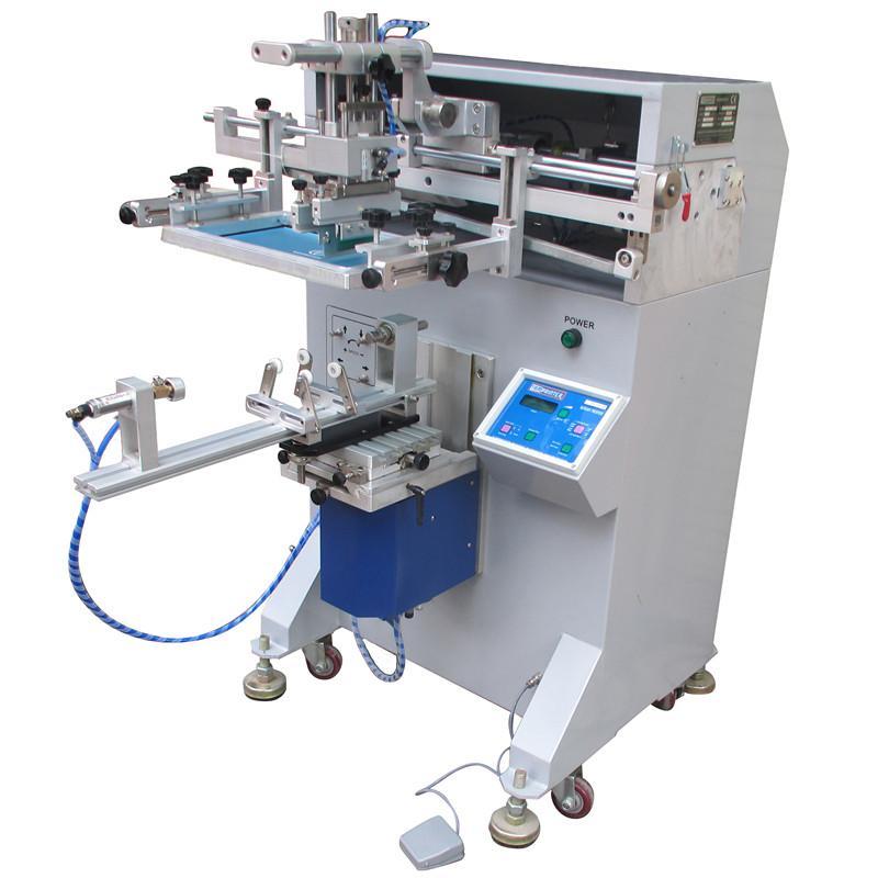 Φ135MM  pneumatic cylindrer screen printer 1