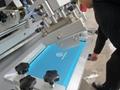 Φ135MM  pneumatic cylindrer screen printer 2