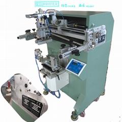 Φ95MM Pneumatic cylindrical screen printing machine