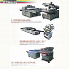 1+2 Auto Screen Printer