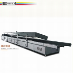 1-2 IR tunnel oven