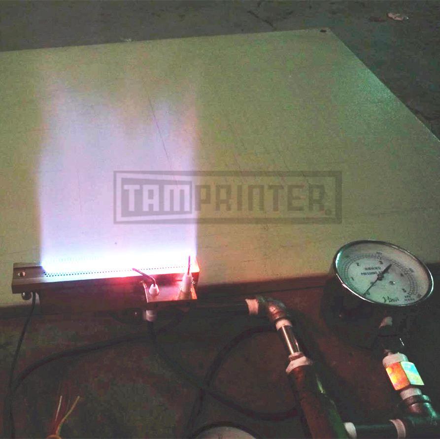 Prepress Air-Gas burner 4