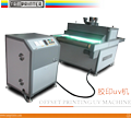 High speed and high interface Offset UV Curing Tunnel Drying Machine