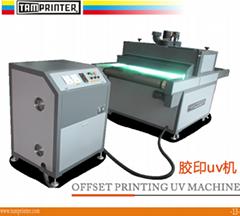 膠印uv機