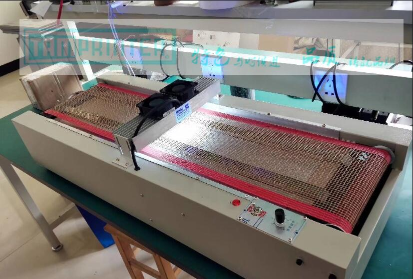 TEST LED UV BRIDGE CURING MACHINE 3