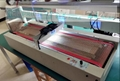 TEST LED UV BRIDGE CURING MACHINE