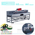 Manual squeegee Cutting machine Angle