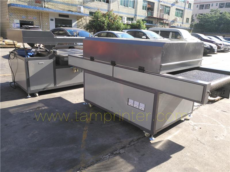 IR tunnel dryer for after printing 4