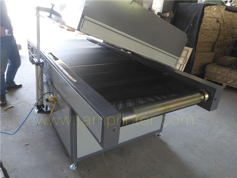 standard short IR printing dryer  2