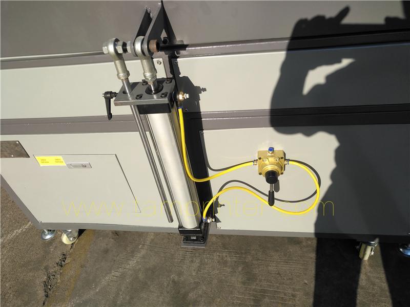standard short IR printing dryer  6