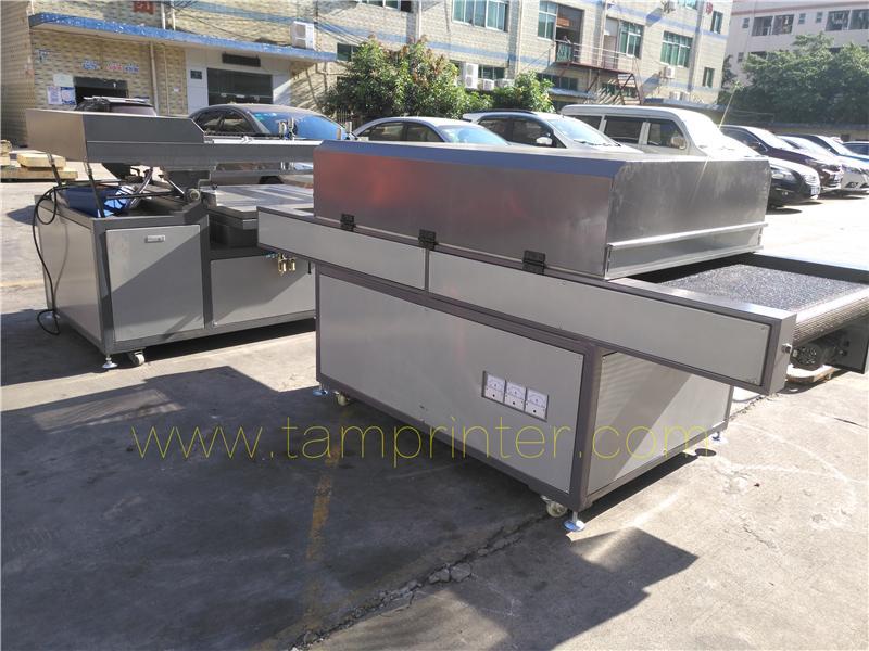 standard short IR printing dryer  4