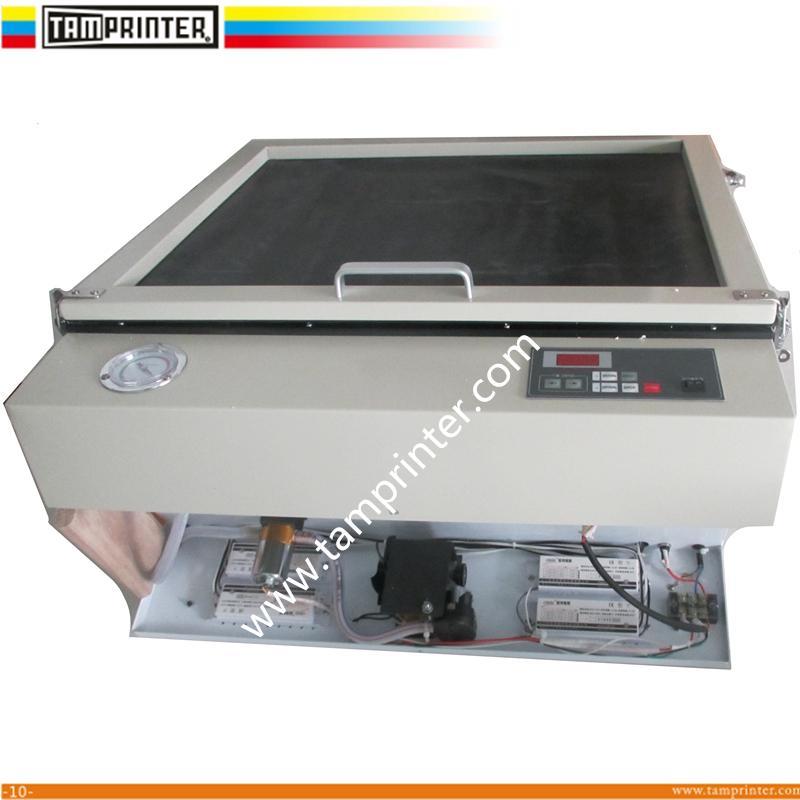 LED vacuum exposure machine  5