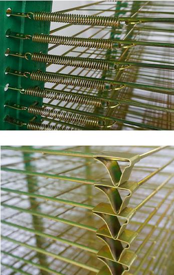 TM-50DG galvanized 50 Layers Screen Printing Drying Racks 3