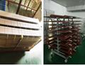 TM-50DG galvanized 50 Layers Screen Printing Drying Racks 5