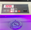 2-station 4 color octopus printing machine