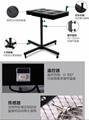 2-station 4 color octopus printing machine TM-R4k