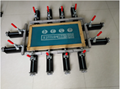 2-station 4 color octopus printing machine 15