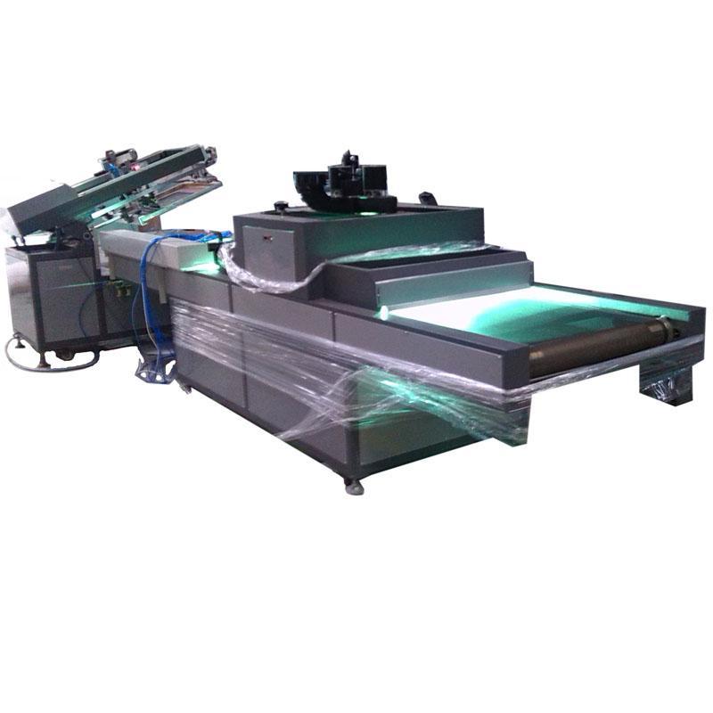 PAPER UV INK AUTO Screen Printing Machine 14
