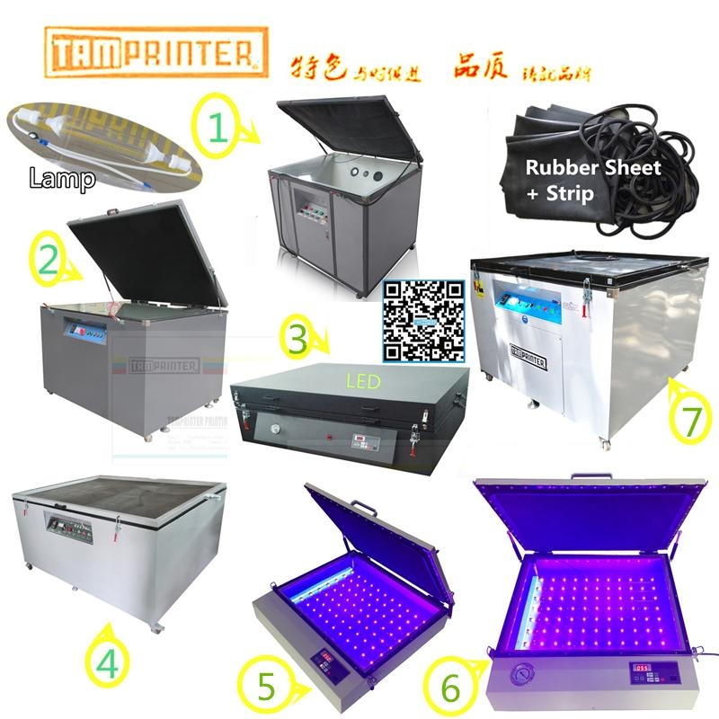 LED exposure machine