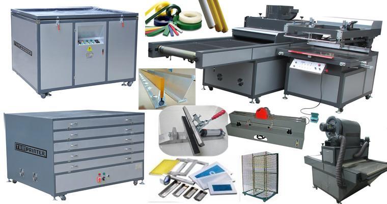 PAPER UV INK AUTO Screen Printing Machine 10
