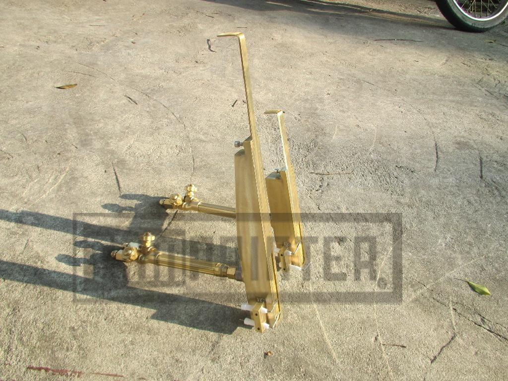 Air-Gas burner for Flame Treat 3