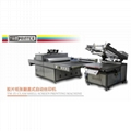 PAPER UV INK AUTO Screen Printing Machine