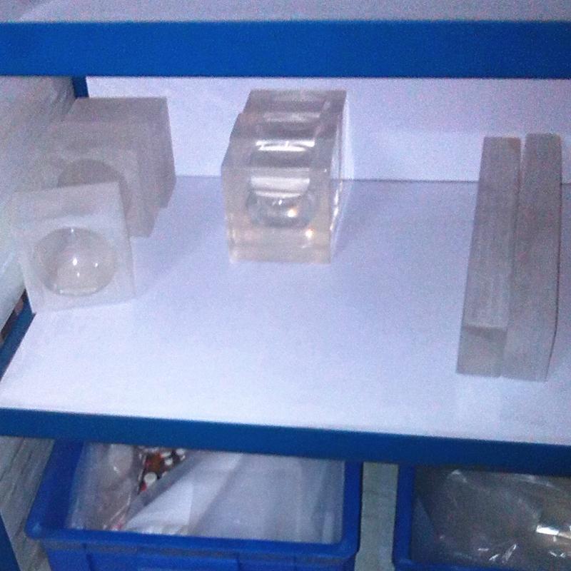 移印胶头的水晶模具 3