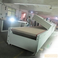 Silicone extension extrusion foaming oven 5